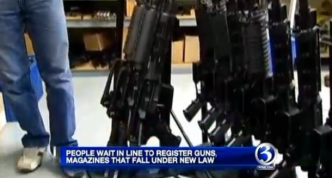 Video Warning: Allow Gun Registration and You Will Get Gun Confiscation