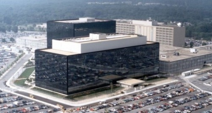 Hackers attacked NSA website?