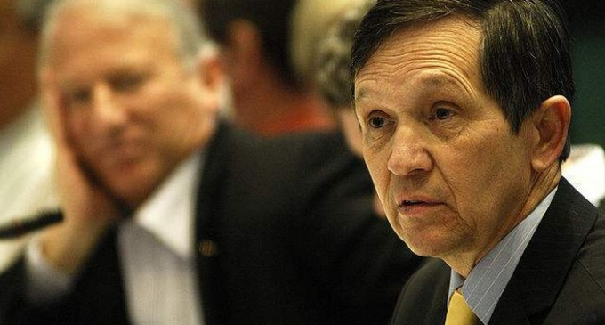Dennis Kucinich: US Created Ukraine Crisis Behind The Scenes