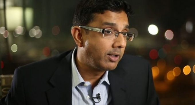 "Dinesh D'Souza: Real ""Domestic Terrorists"" in Nevada Are Gov't Agents"