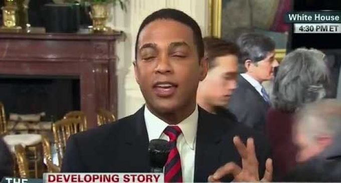 "CNN Anchor: ""As a Journalist, you Weigh How Much To Criticize Obama Because He's Black"""