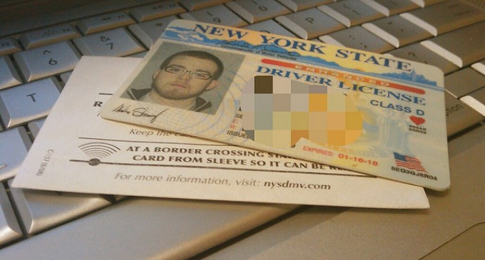 No radio chips for California drivers licenses…yet