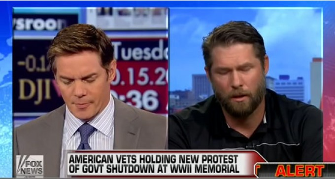 VIDEO: Ex-Navy Seal warns Gov't creating conditions to impose Martial Law in America