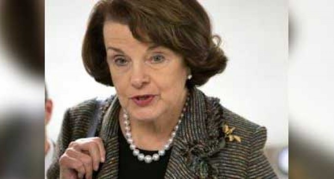 Dianne Feinstein Charges: White House Committed Impeachable Crime