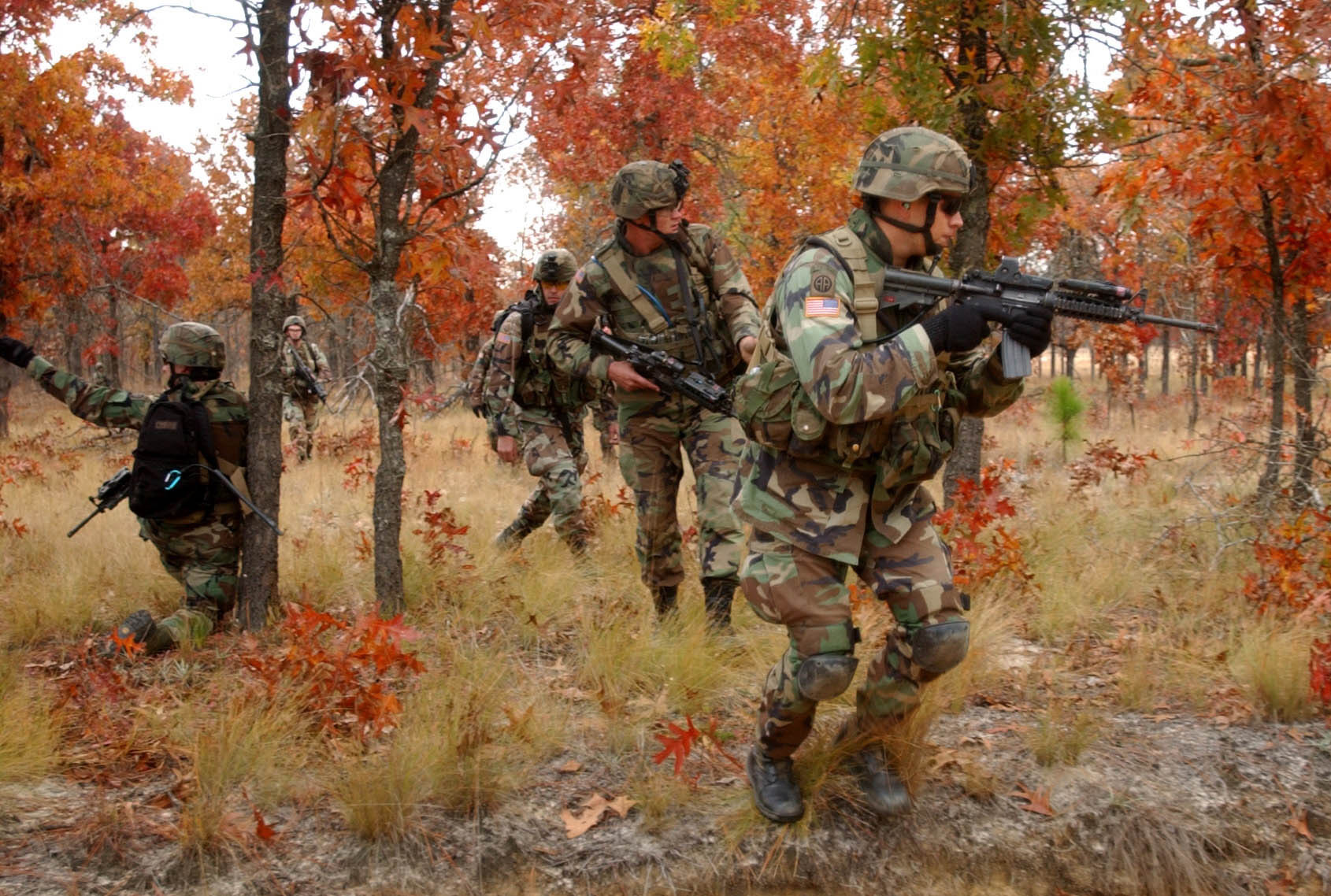 U.S. Army Training With Local Cops In Secretive Joint Exercise