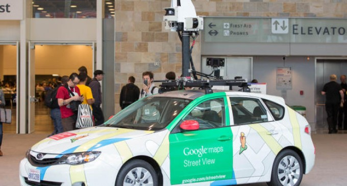 Google Street View images may draw lawsuits