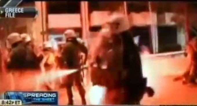 VIDEO: DHS preps for Nov 1st riots due to food stamp entitlement changes