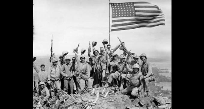 Veterans Day Highlights Food Shortage Crisis