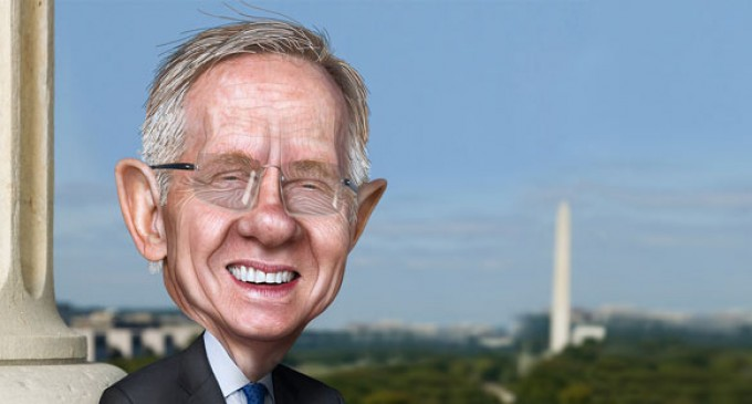 Over 50? Harry Reid has you all figured out!