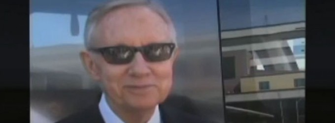 Sen. Harry Reid to Cliven Bundy: This Isn't Over