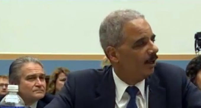 "Holder Gets Prickly With GOP Rep. Gohmert: ""You Don't Want To Go There, Buddy…"""