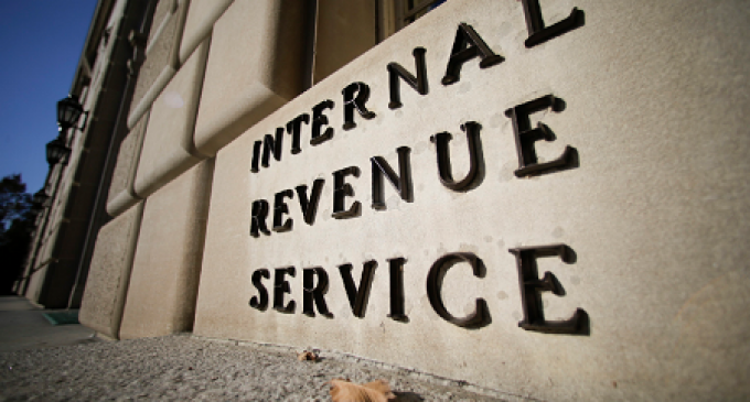 House Punishes IRS With 15% Budget Cut – Time To ABOLISH The IRS
