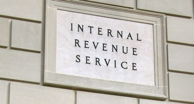 Obama Gov't Prepares IRS With New Legal Ways to Harrass Tea Party Supporters