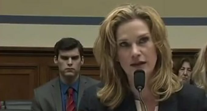 Don't Miss This Congressional Testimony!