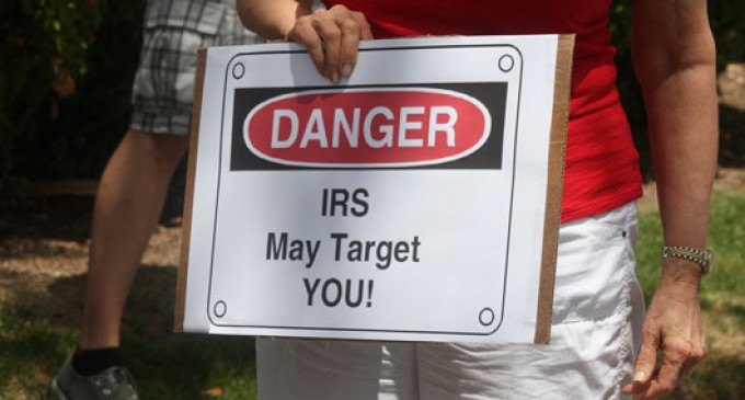While the IRS targeted Tea Party, it blew $4 billion on fraudulent returns