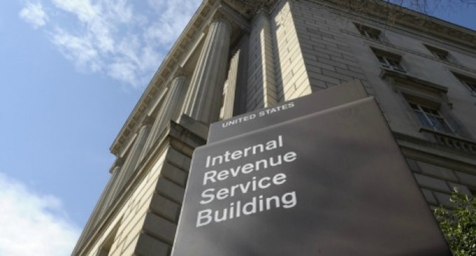 Obama To Legalize IRS Scandal