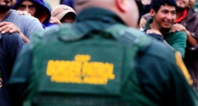 Level 4 Alert Declared by DHS This Week For Texas-Mexico Border