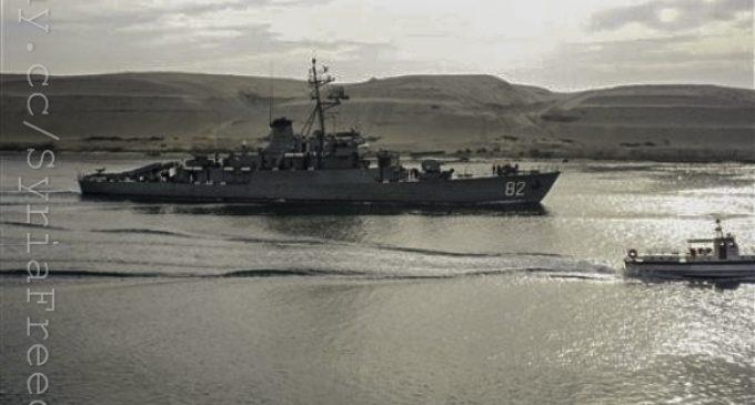 Iranian Navy: We Will Sink U.S. Warships, Kill American Soldiers