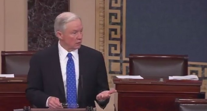 Sen. Sessions: Immigration Enforcement is in a State of Collapse