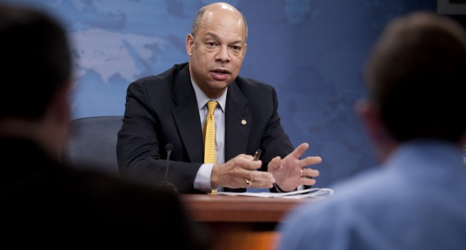 DHS Secretary Jeh Johnson: Illegal Aliens Have Earned The Right To Be Citizens