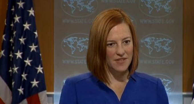 U.S State Dept. Critical of Press Censorship – But Only In Other Countries