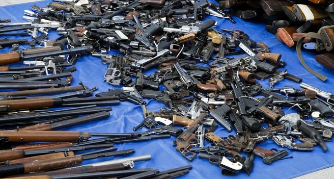 'Gun buy-back' effort hits road-block in Petersburg, VA