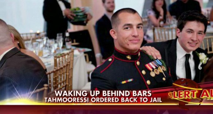 Sgt. Andrew Tahmooressi Ordered Back To Jail By Mexican Judge