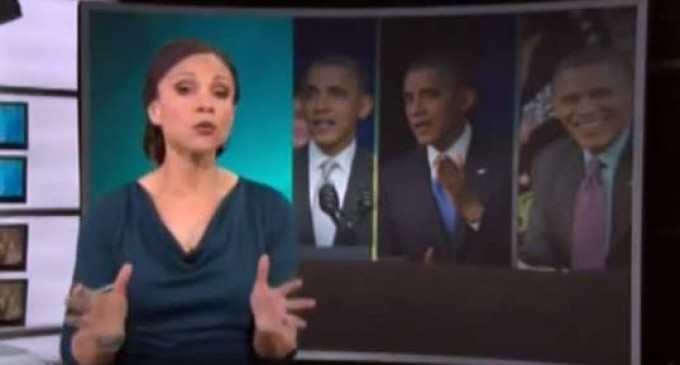 Melissa Harris-Perry: White People Don't Know What Racist Means