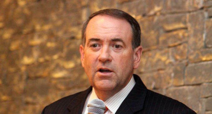 Mike Huckabee in 2016?