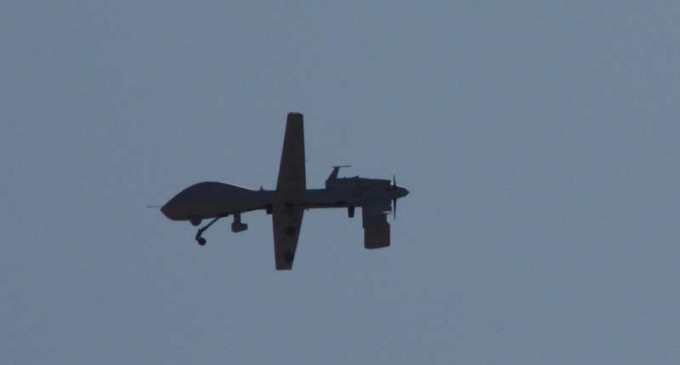 Warrantless Drones