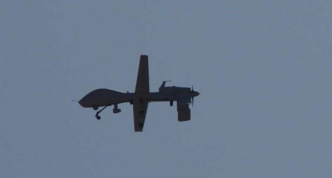Warrantless Drones