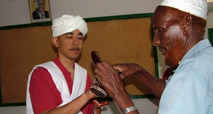 Obama Uses Your Money To Ease Taxes… In Kenya