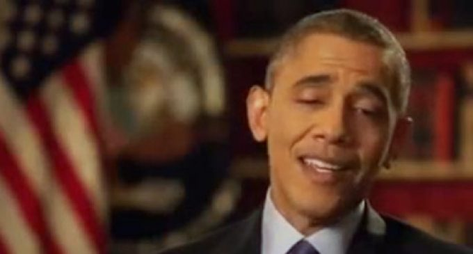 """President Smug: """"Signing Up For Obamacare Is Just Part Of Growing Up."""""""