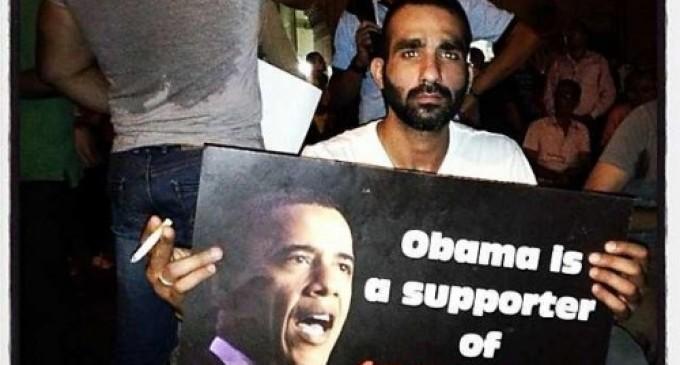 Obama Requests $500M For Al-Qaeda In Syria