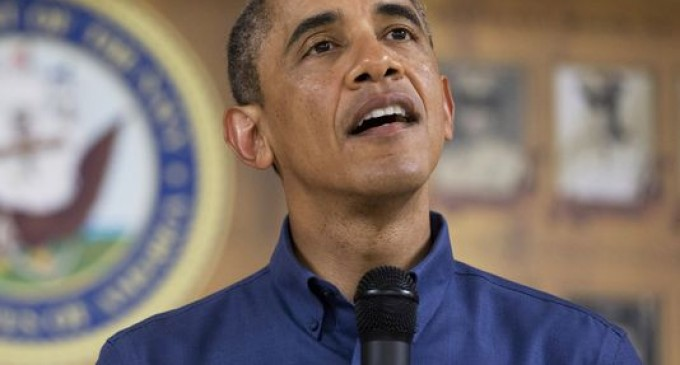 Obama: If Men Had To Get Pregnant The Human Race Would 'Evaporate'