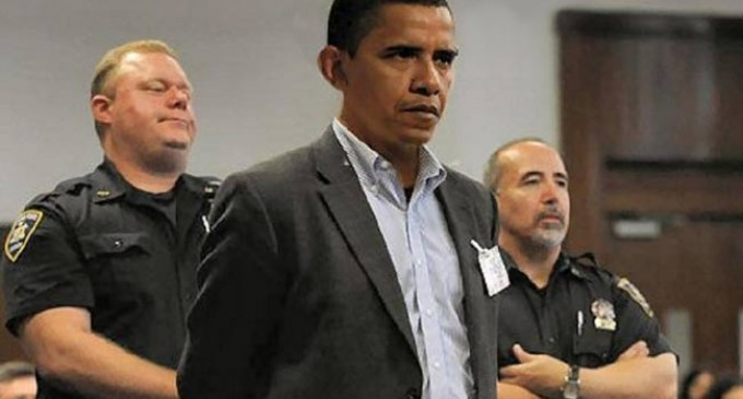 "Calling ""All Hands"": The Immediate Arrest Of President Barack Obama"