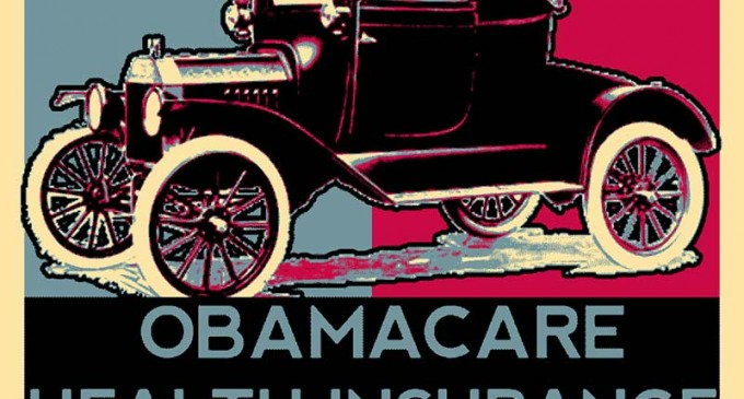 ObamaCare: Health Insurance In Any Color As Long As It Is Black
