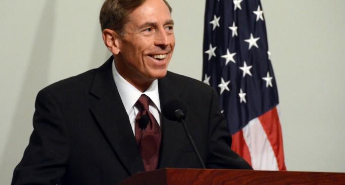 General Petraeus Proclaims NAFTA Has Replaced America