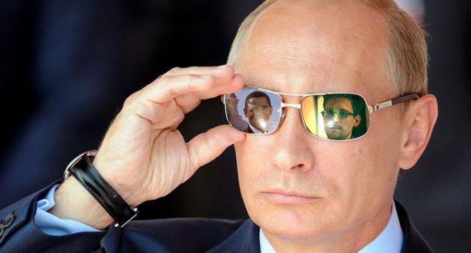 """Vlad Putin: """"I Envy Obama's Spy Program"""""""