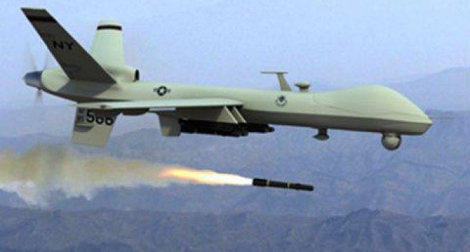 Should drone strikes be considered war crimes?