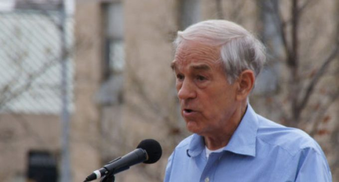 Ron Paul's Campaign For Liberty Defies IRS