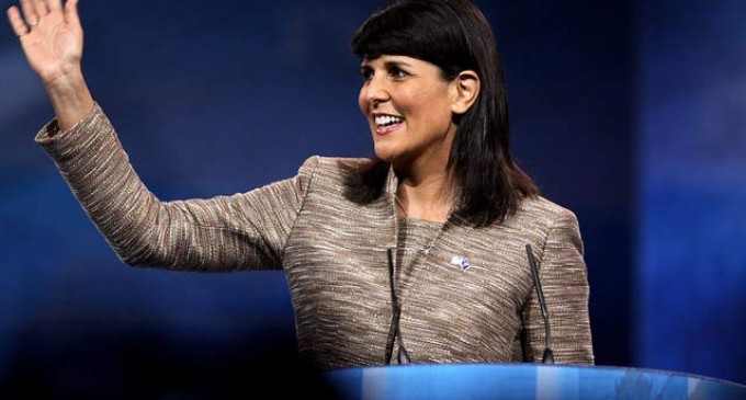 Gov. Nikki Haley Backs SC Constitutional Carry Bill