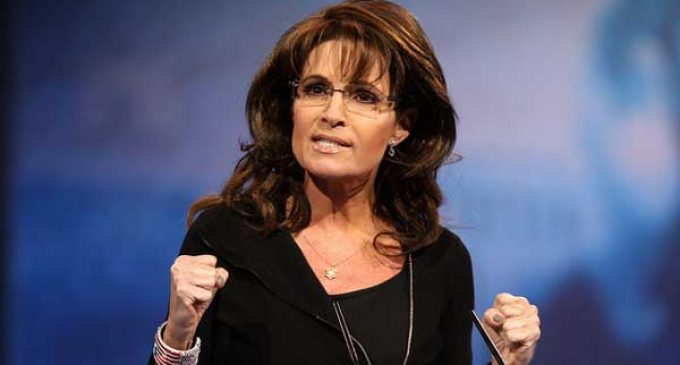 Sarah Palin's Prophetic Prediction from 2008