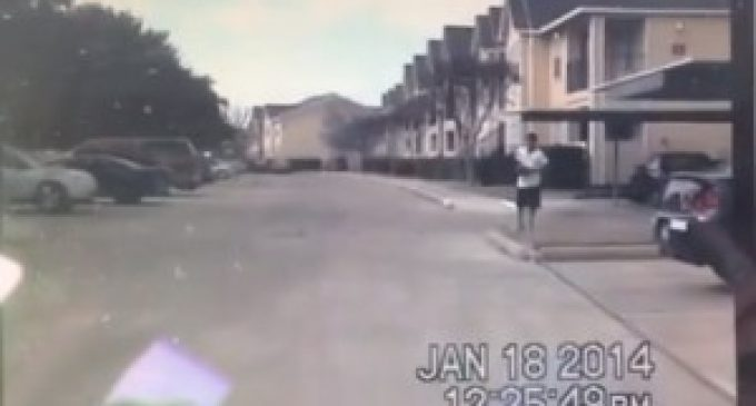 Why a Texas Cop's Dashcam Video Went Viral