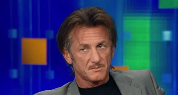Sean Penn: Commit TEA Party, Ted Cruz by Executive Order