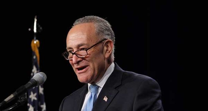 Free Press? Not If Chuck Schumer Has His Way