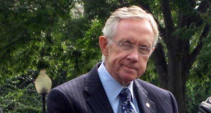 Harry Reid: GOP lost its moral compass over Planned Parenthood