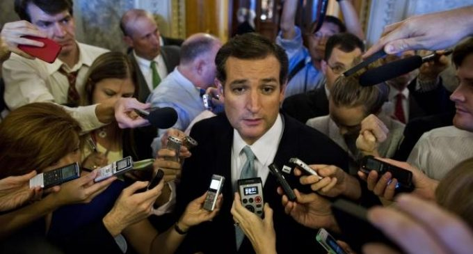 See Why Ted Cruz Agrees With Study That Shows Obama 5th Best President