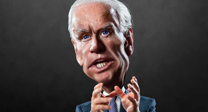 'Bonkers' Biden: American People Agree With the Democratic Party