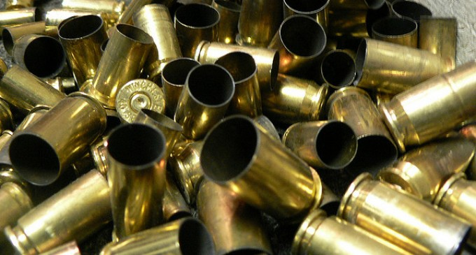 D.C. cops will arrest visitors with empty bullet casings